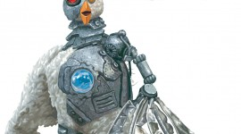 Robot Chicken Wallpaper For Android