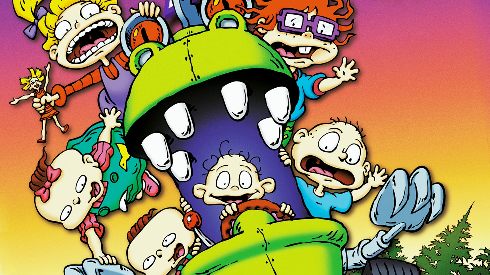 Rugrats Wallpapers High Quality   Download Free