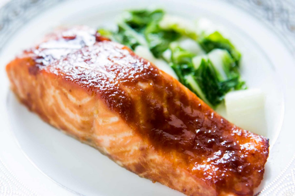 Salmon In Sauce wallpapers HD