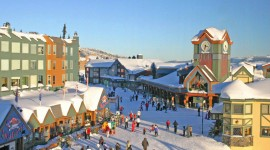 Ski Resort Desktop Wallpaper Free