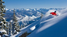 Ski Resort Wallpaper Free