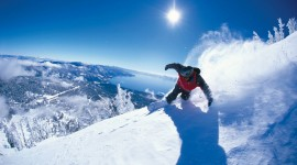 Ski Resort Wallpaper Gallery