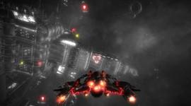 Space Noir Aircraft Picture