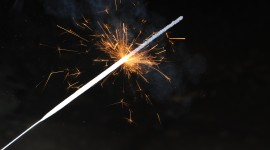 Sparklers Wallpaper