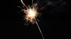 Sparklers Wallpaper Background