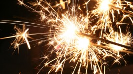 Sparklers Wallpaper Download