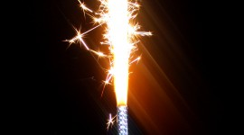 Sparklers Wallpaper For IPhone
