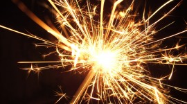 Sparklers Wallpaper Free