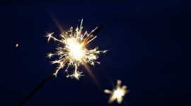 Sparklers Wallpaper High Definition