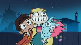 Star VS. The Forces Of Evil Aircraft Picture