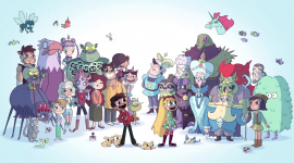 Star VS. The Forces Of Evil Photo Free