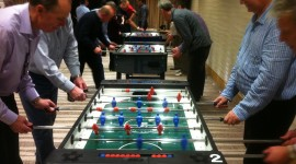 Table Football Desktop Wallpaper
