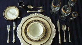 Table Setting Wallpaper Gallery