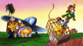 Talespin Wallpaper HQ