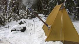 Tent Overnight Wallpaper 1080p