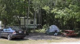 Tent Overnight Wallpaper HQ