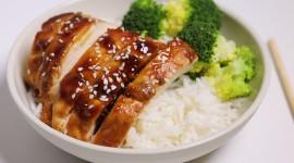 Teriyaki Chicken Wallpaper Download Free