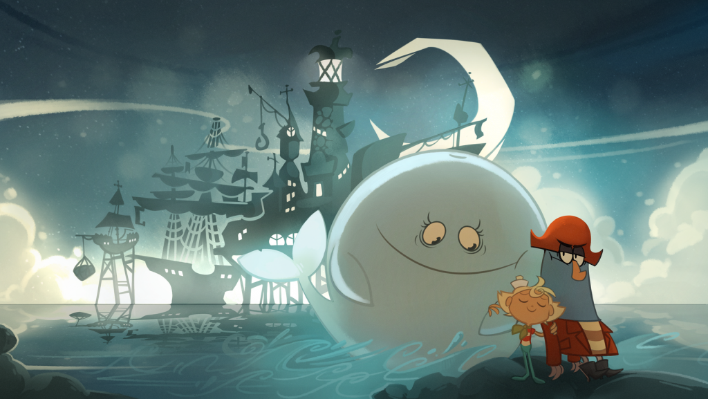 The Marvelous Misadventures Of Flapjack wallpapers HD