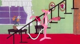 The Pink Panther Desktop Wallpaper HD
