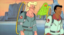 The Real Ghostbusters Aircraft Picture