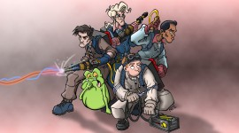 The Real Ghostbusters Image Download