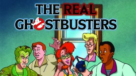 The Real Ghostbusters Photo Free