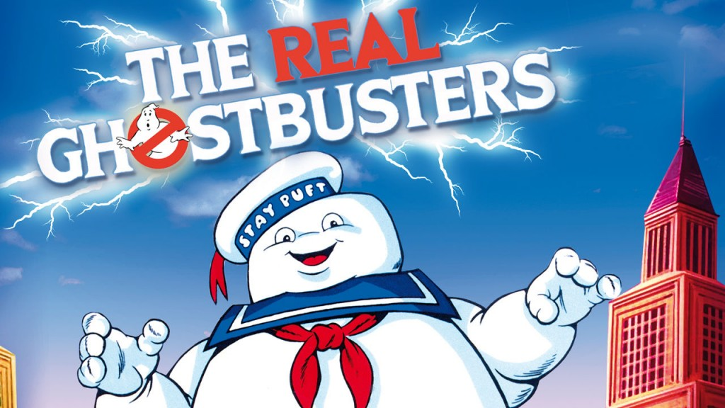 The Real Ghostbusters wallpapers HD