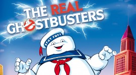 The Real Ghostbusters Wallpaper