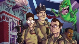 The Real Ghostbusters Wallpaper For IPhone#1
