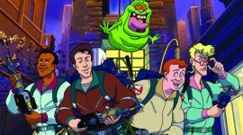 The Real Ghostbusters Wallpaper For Mobile