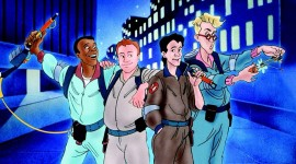 The Real Ghostbusters Wallpaper For Mobile#1