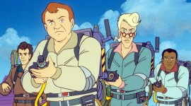 The Real Ghostbusters Wallpaper Full HD