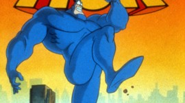 The Tick Wallpaper For IPhone