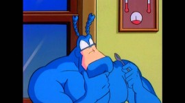 The Tick Wallpaper Free