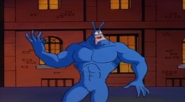 The Tick Wallpaper Gallery