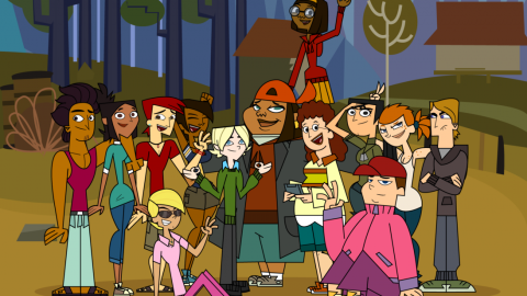Total Drama wallpapers high quality