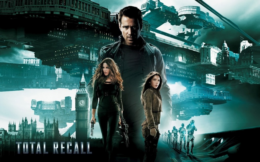 Total Recall wallpapers HD