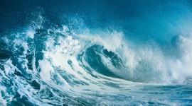 Tsunami Desktop Wallpaper