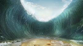 Tsunami Desktop Wallpaper HQ