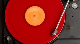 Vinyl Player Wallpaper