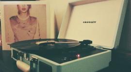 Vinyl Player Wallpaper Download
