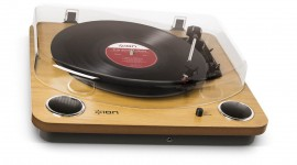 Vinyl Player Wallpaper Download Free