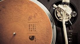 Vinyl Player Wallpaper Free