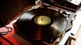 Vinyl Player Wallpaper HD