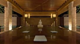 Yoga Room Desktop Wallpaper HQ