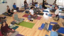 Yoga Room Wallpaper 1080p