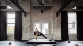 Yoga Room Wallpaper Download