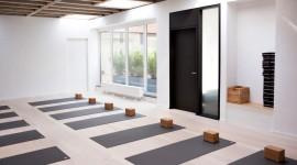 Yoga Room Wallpaper Free
