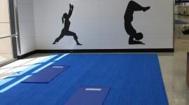 Yoga Room Wallpaper HQ
