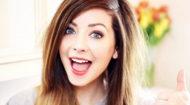 Zoella Desktop Wallpaper For PC